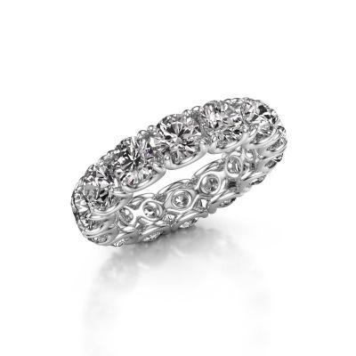 Bild von Ring Estee 4.7 585 Weißgold Lab-grown Diamant 5.60 crt
