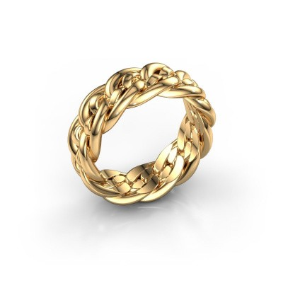 Picture of Men's ring Tobian 585 gold