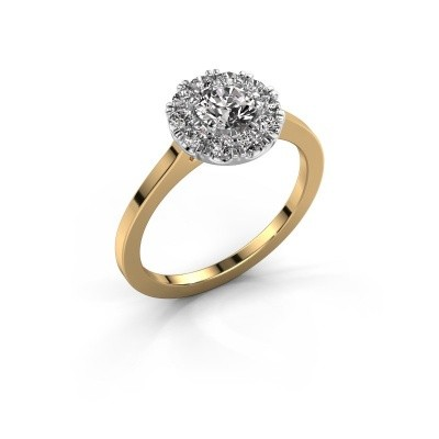Foto van Verlovingsring Misti 1 585 goud lab-grown diamant 0.80 crt