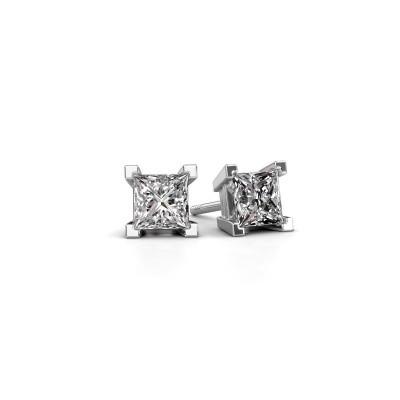 Ohrsteckers Ariane 925 Silber Lab-grown Diamant 1.56 crt