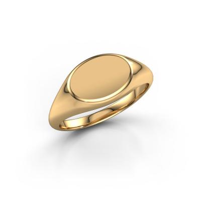Zegelring Sjoukje 2 375 goud