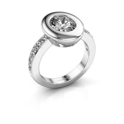 Ring Selene 2 950 platina diamant 1.80 crt
