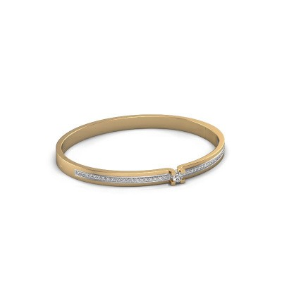 Picture of Bracelet Myrthe 585 gold diamond 0.742 crt