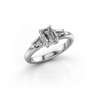 Picture of Engagement ring Kina EME 585 white gold diamond 1.22 crt