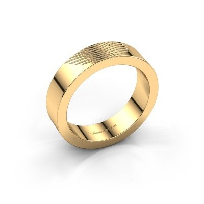 Picture of Wedding ring Bernice 585 gold ±5x2 mm
