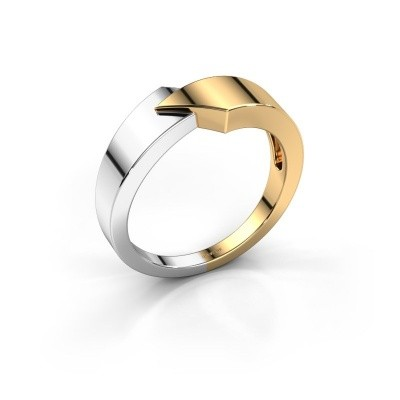 Foto van Ring Maple 585 goud