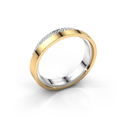 Picture of Wedding ring Jari 585 gold ±5x1.8 mm