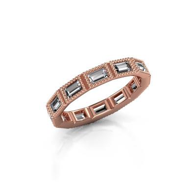Ring Martina 375 Roségold Diamant 1.56 crt