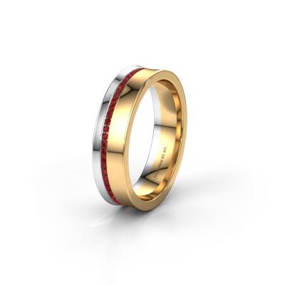 Ehering WH6090L55A 585 Gold Rubin ±5x1.7 mm
