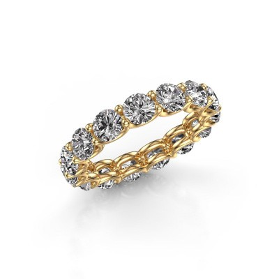 Foto van Ring Kirsten 4.2 375 goud diamant 4.50 crt