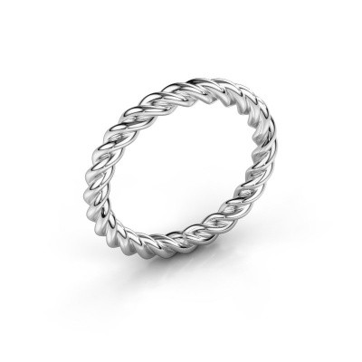 Picture of Stackable ring Lara 925 silver