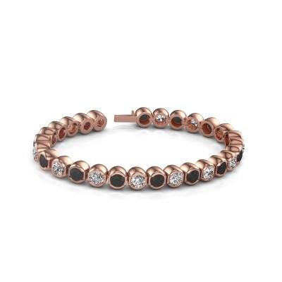 Tennisarmband Delma 375 rosé goud lab-grown diamant 7.00 crt