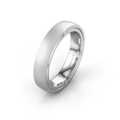 Wedding ring WH2230L26E 925 silver ±4x2.6 mm