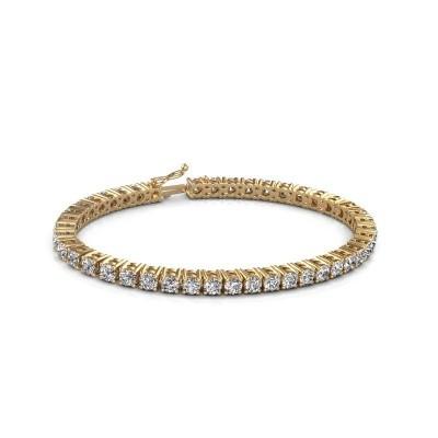 Foto van Tennisarmband Karin 585 goud lab-grown diamant 10.75 crt