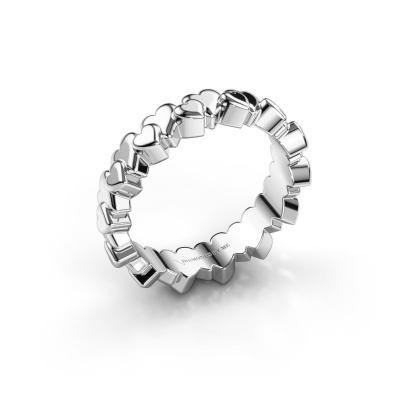 Aanschuifring Lois 925 zilver