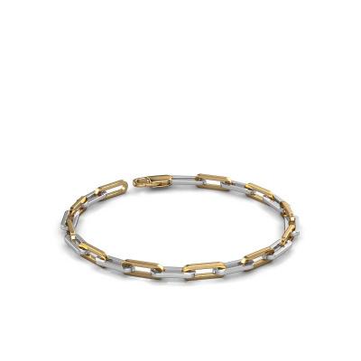 Armband CFE sqr 4.4 585 Weißgold ±4.3 mm