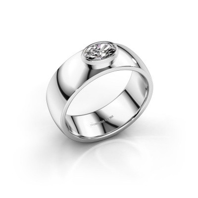 Ring Wilma 1 925 Silber Diamant 0.50 crt