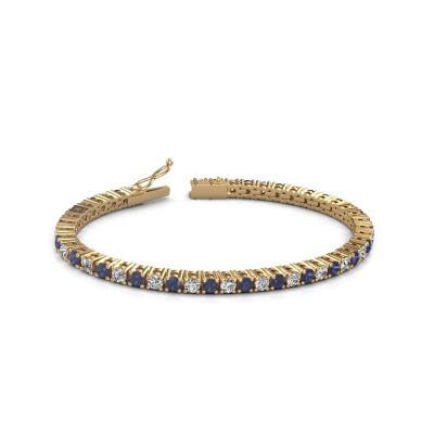 Foto van Tennisarmband Jenny 375 goud diamant 4.32 crt