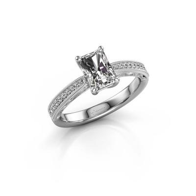 Verlovingsring Shonta RAD 950 platina diamant 1.13 crt