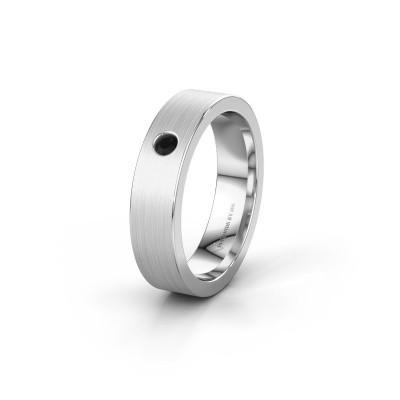 Alliance WH0101L15BM 950 platine diamant noir ±5x1.5 mm