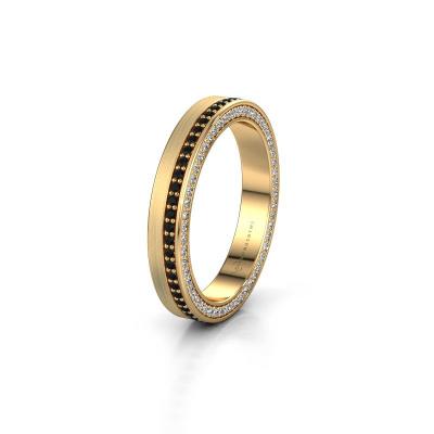 Alliance WH2214L15BM 375 or jaune diamant noir 0.605 crt ±3,5x2 mm