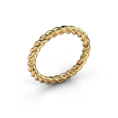 Picture of Stackable ring Lara 585 gold