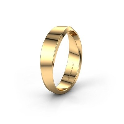 Picture of Wedding ring WH2222M14B 585 gold ±0.20x0.09in