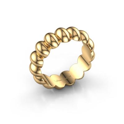 Aanschuifring Anouk 585 goud