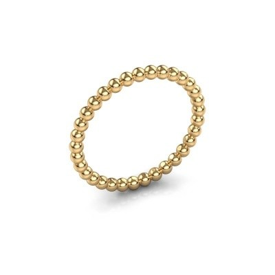 Picture of Stackable ring Dani 2mm 585 gold