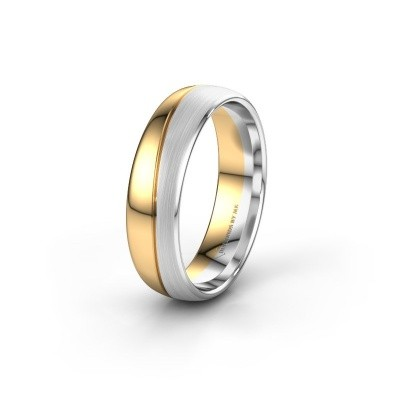 Picture of Wedding ring WH0900M36APM 585 gold ±0.24x0.07 in
