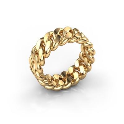 Foto van Heren ring Redouan 585 goud