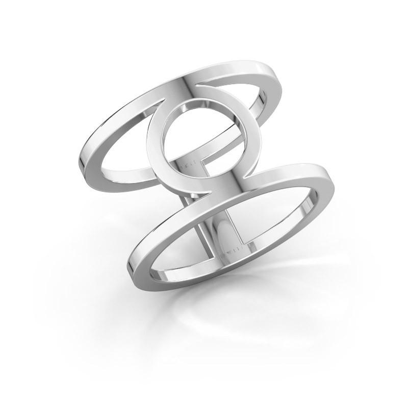 Ring Latoria 1 585 witgoud