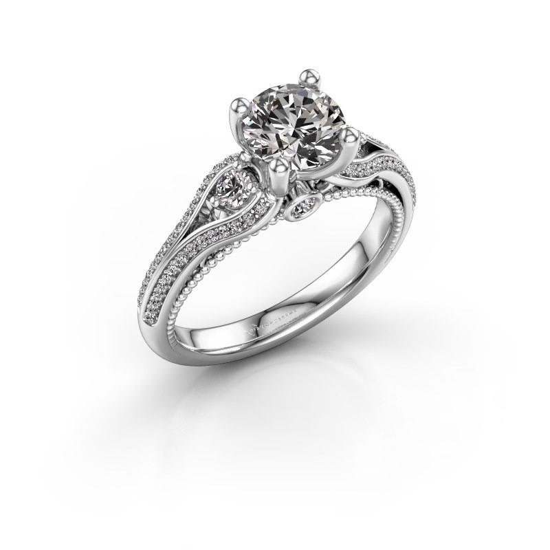 Verlobungsring Nikita 950 Platin Diamant 1.320 crt