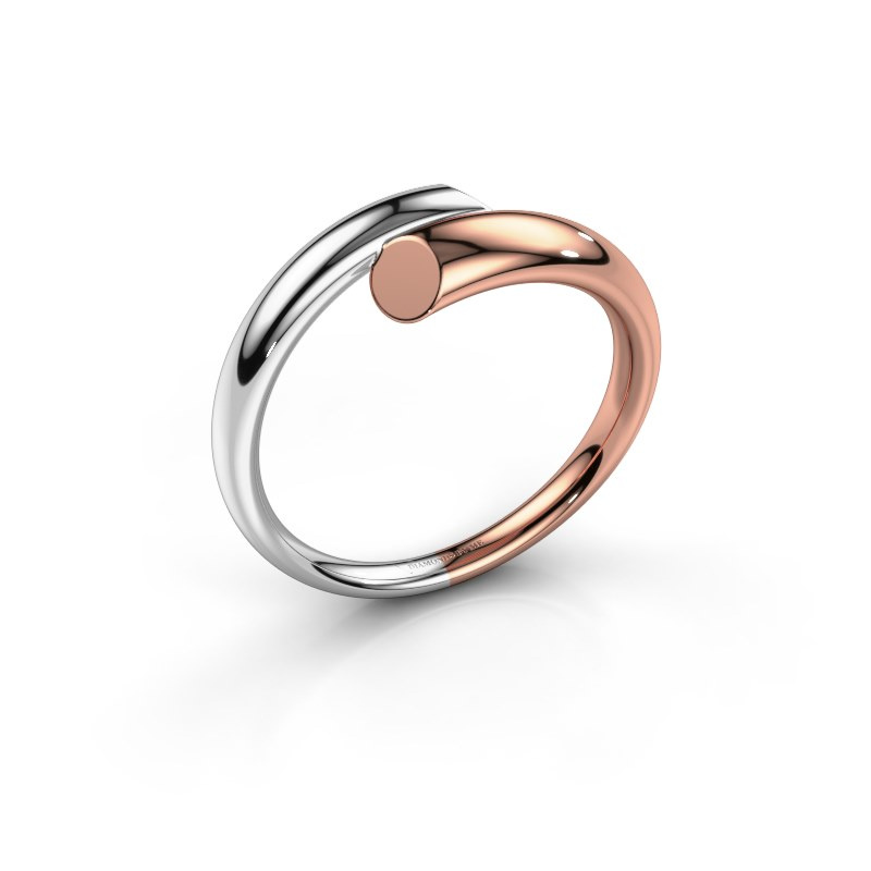 Bague Mare 585 or rose