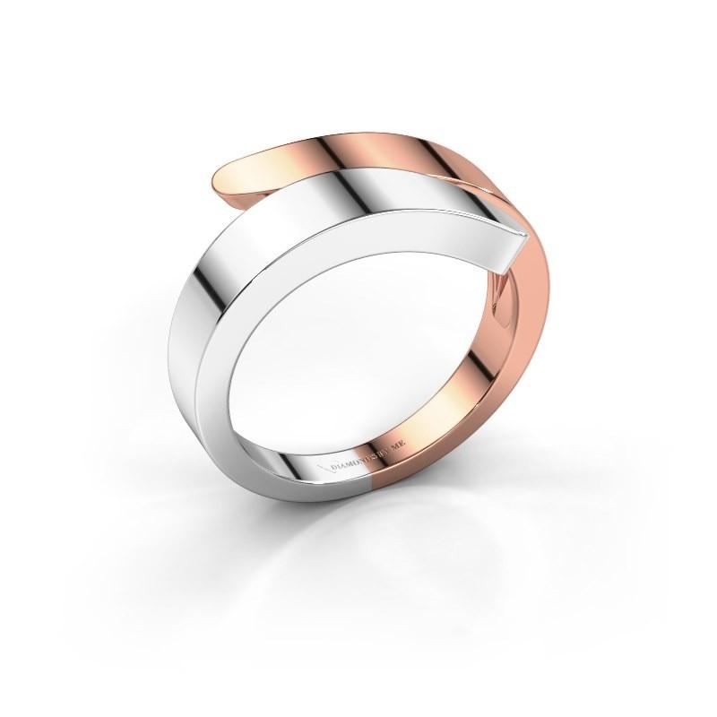 Ring Jennifer 585 white gold
