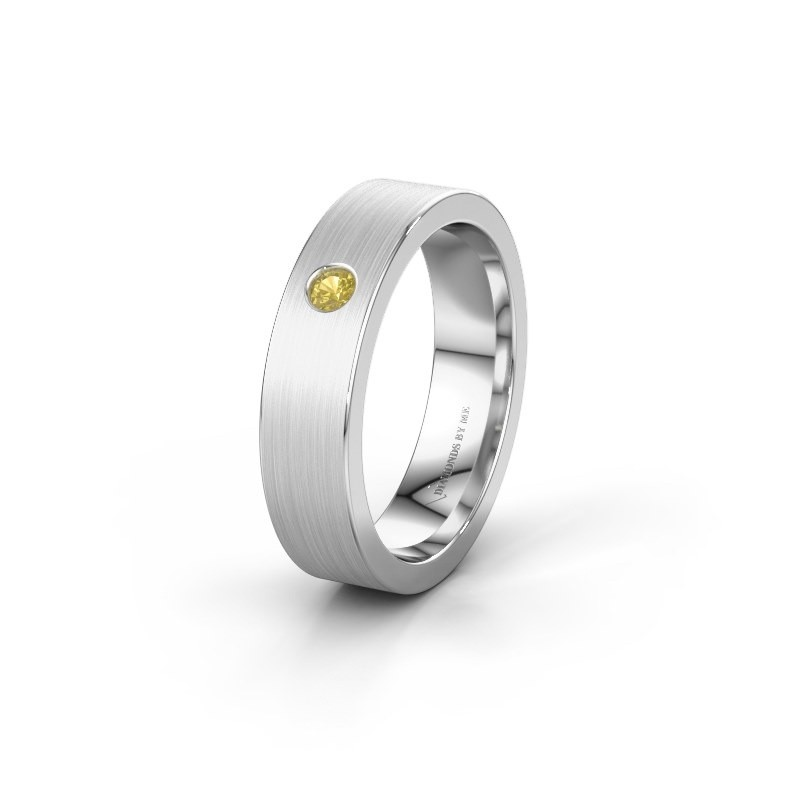 Alliance WH0101L15BM 950 platine saphir jaune ±5x1.5 mm