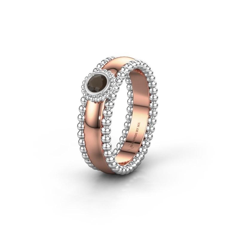 Alliance WH3053L16A 585 or rose quartz fumé ±6x1.7 mm