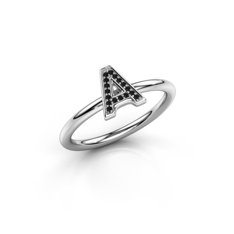 Ring Initial ring 070 925 zilver