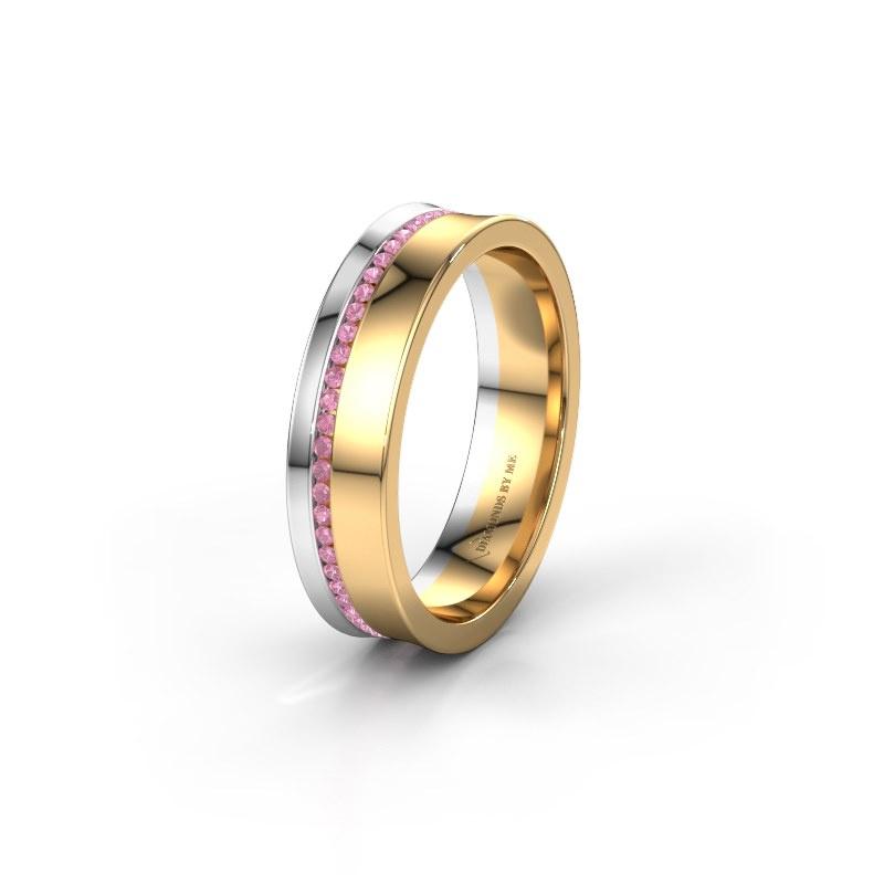 Ehering WH6090L55A 585 Gold Pink Saphir ±5x1.7 mm