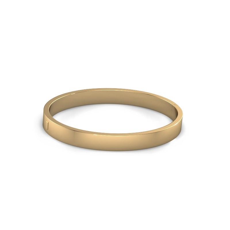 Slavenarmband Edra 7mm 585 goud