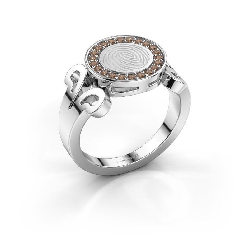 Ring Doret 925 zilver