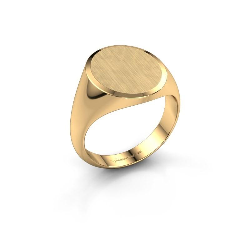 Zegelring Sven 4 585 goud