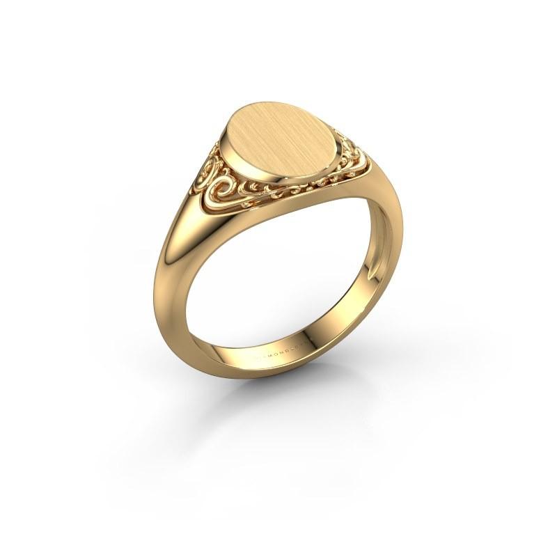 Zegelring Sheilah 1 585 goud
