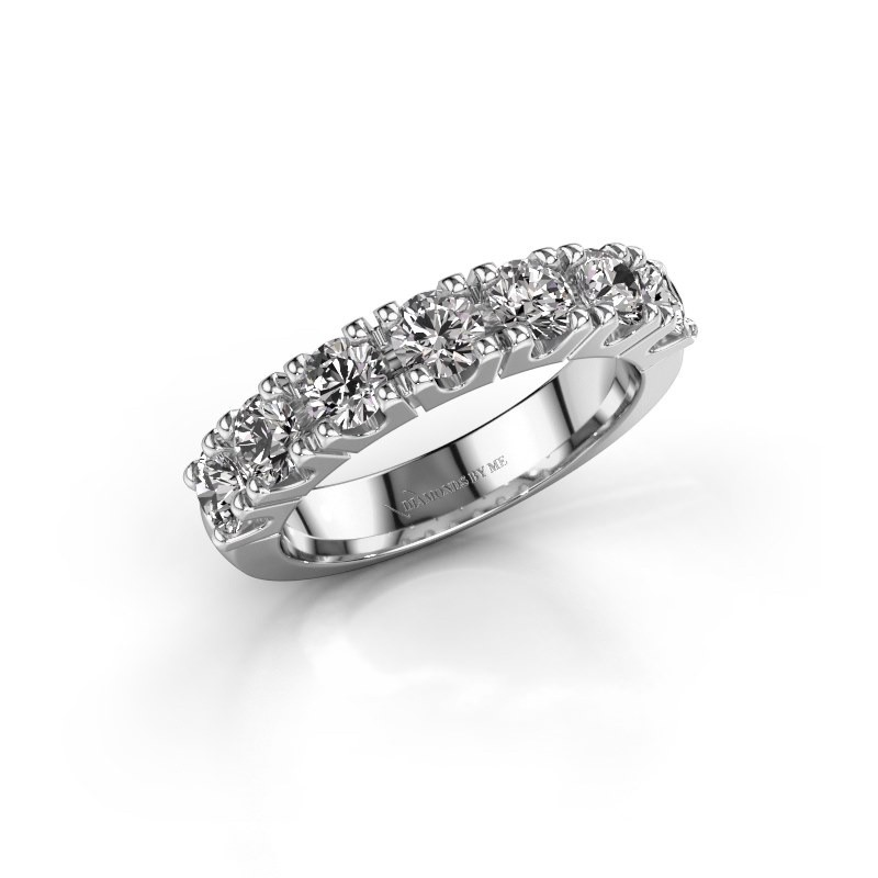 Engagement ring Rianne 7 925 silver diamond 0.385 crt