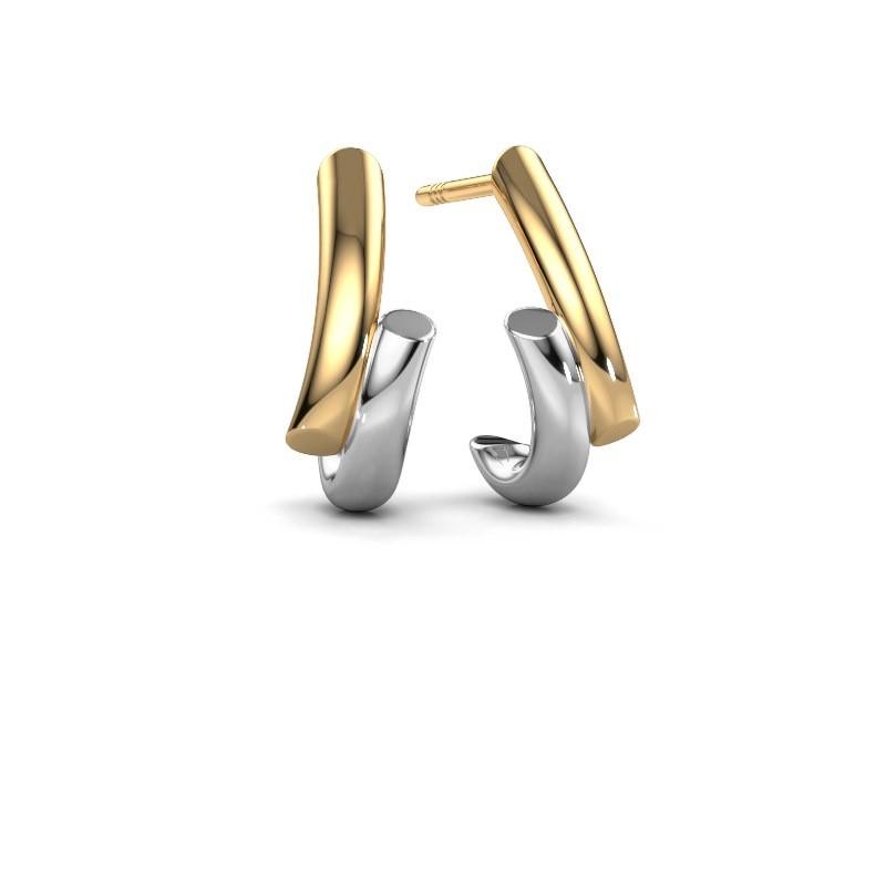 Earrings Mare 585 gold