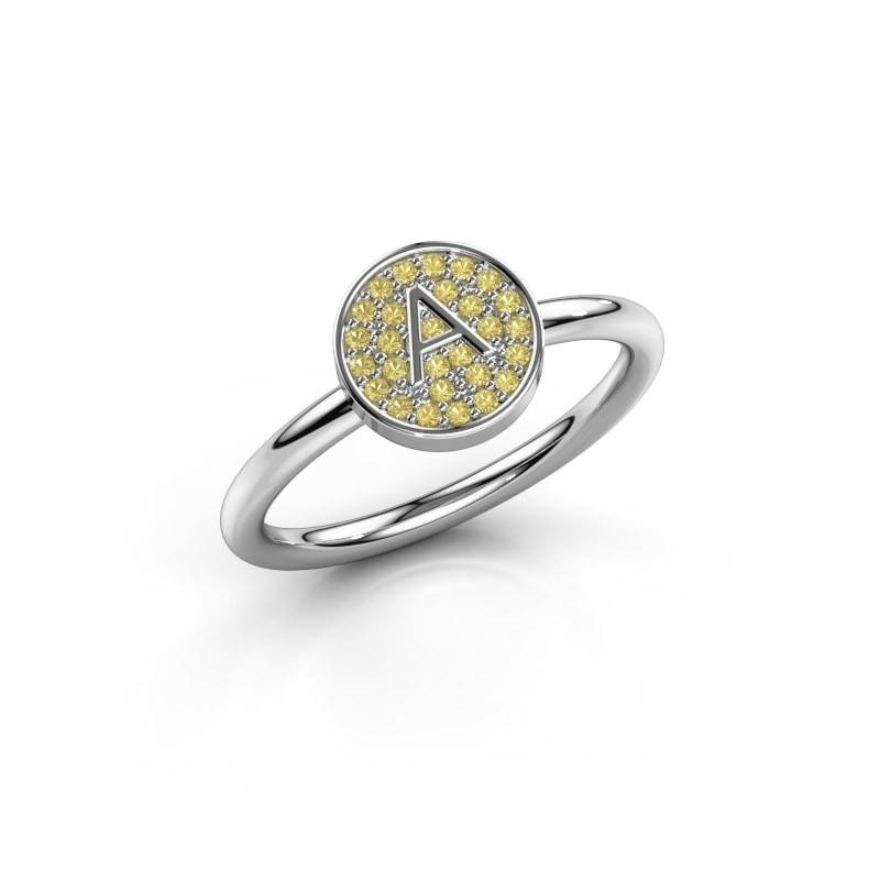 Ring Initial ring 021 950 platina
