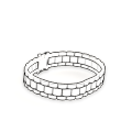 Bracelets style Rolex